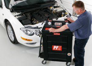 Automatic Transmission Fluid Flush | Budget Auto Repair